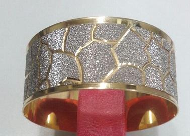 تکپوش طلا دست دوم طرح کویری پورهنگ استاندارد شماره دو